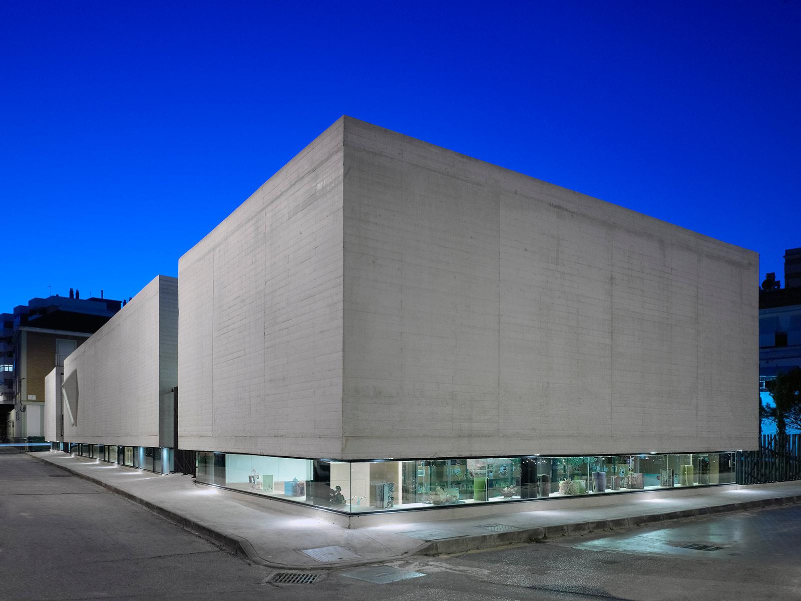 Malaga arquitectura gu a de arquitectura contempor nea de la provincia de m laga colegio de - Estudios de arquitectura en malaga ...